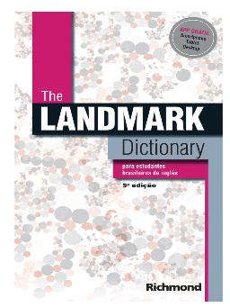 Imagem de The Landmark Dictionary 5ª Edição + app