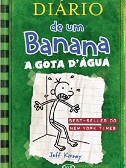 Imagem de Diário de um Banana vol. 3 - A Gota d'água