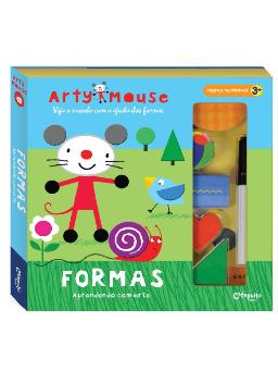 Imagem de Arty Mouse Formas- Livro escreve e apaga