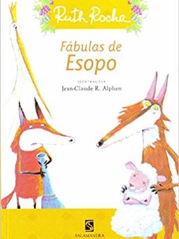 Imagem de Fábulas de Esopo