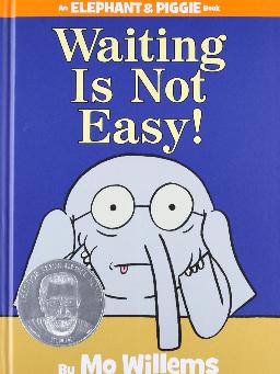 Imagem de Waiting is Not Easy!