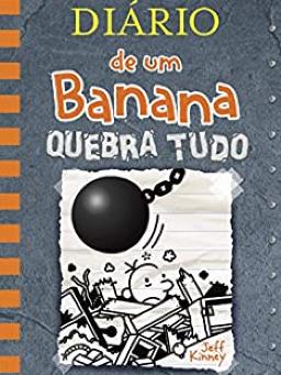 Imagem de Diário de um Banana vol.14 - Quebra tudo