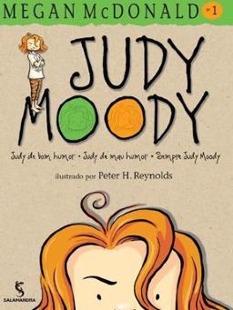 Imagem de Judy de Bom Humor Judy de Mau Humor Sempre Judy Moody