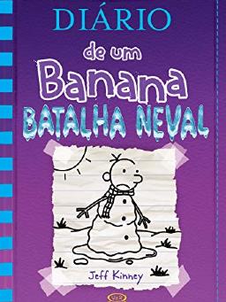 Imagem de Diário de um Banana vol.13 - Batalha Neval