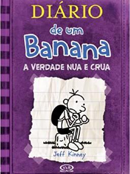 Imagem de Diário de um Banana vol. 5 - A Verdade nua e Crua
